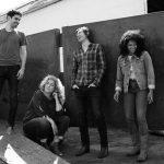 The Cast of Oklahoma! Damon Daunno, Mary Testa, Patrick Vaill, Rebecca Naomi Jones - Photo: Brigitte Lacombe