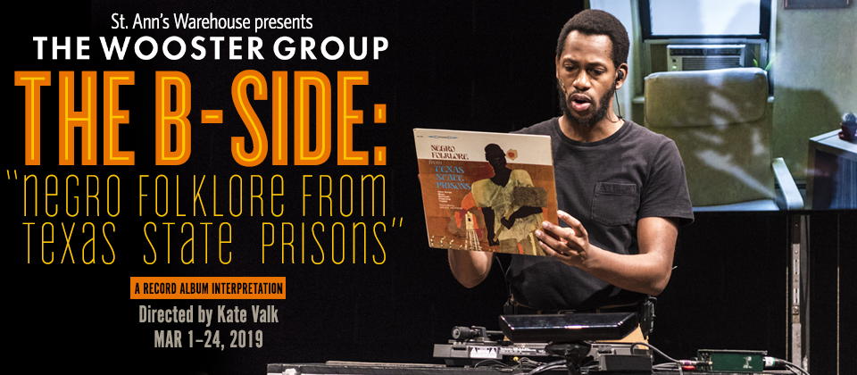 THE B-SIDE: �Negro Folklore from Texas State Prisons�
